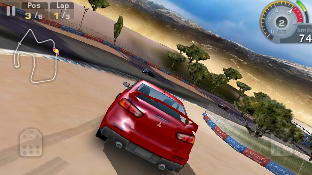 Top Five Symbian Motor Sports Games