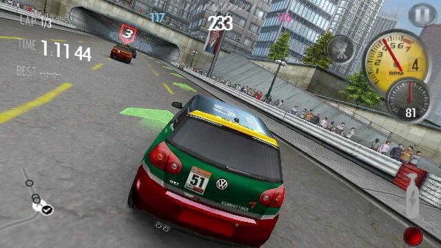 hd car racing games for nokia e63