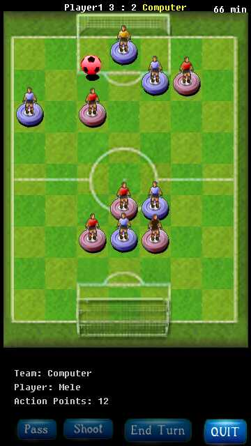 Strategy Soccer