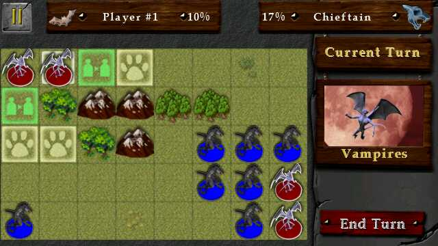 Vampires vs Werewolves review - All About Symbian