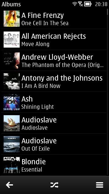 Symbian Music