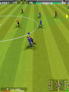 Обзор FIFA 09 от Эвана Спенса