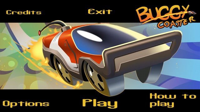 Buggy Coaster