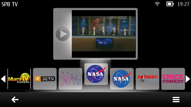 SPB TV v3.0 in action