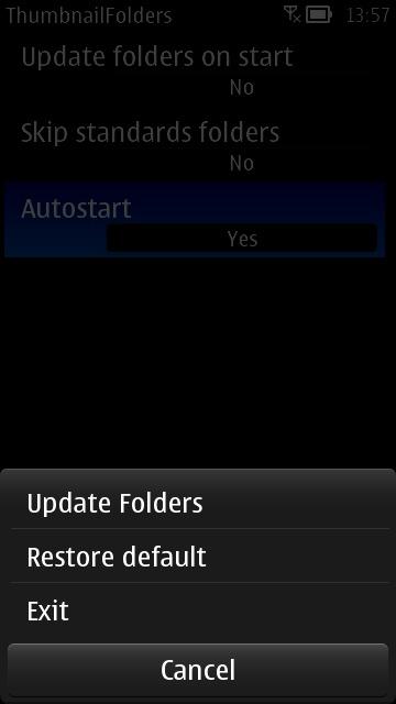 Thumbnail Folders