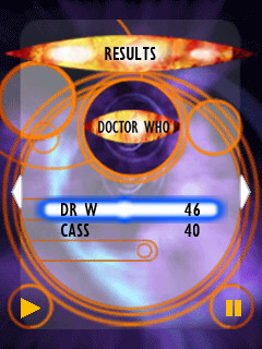Doctor Who Top Trumps
