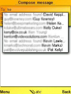 ProfiMail S60 v3.01