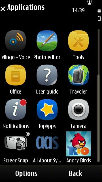 nokia x7 apps