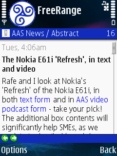 Nokia Browser